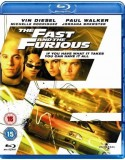Blu-ray The Fast and the Furious