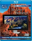 Blu-ray HD Window: The Great Southwest