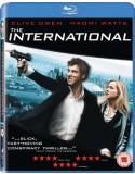 Blu-ray The International