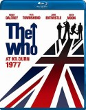 Blu-ray The Who: Kilburn 1977