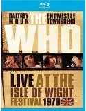 Blu-ray The Who: Live At The Isle Of Wight Festival 1970