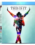 Blu-ray Michael Jackson's This Is It