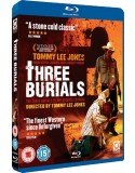 Blu-ray The Three Burials of Melquiades Estrada