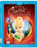 Blu-ray Tinker Bell and the Lost Treasure