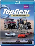 Blu-ray Top Gear: The Great Adventures Vol.3