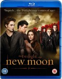 Blu-ray The Twilight Saga: New Moon