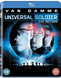 Blu-ray Universal Soldier: The Return