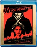 Blu-ray V for Vendetta