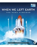 Blu-ray When We Left Earth: The NASA Missions