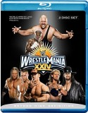 Blu-ray WWE: WrestleMania 24