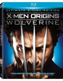 Blu-ray X-Men Origins: Wolverine